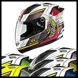 SOL Premium Motorcycle Helmet SL68S-II Hornet II