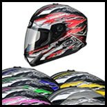 SOL Premium Motorcycle Helmet SF-1 FireStarter