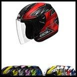 SOL Premium Motorcycle Helmet SL17-S Razor