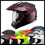 SOL Premium Motorcycle Helmet SS-1 Solid