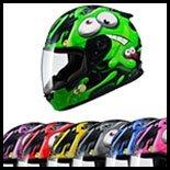 SOL Premium Motorcycle Helmet SF-2 Slime