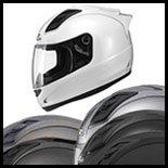 SOL Premium Motorcycle Helmet SL68S-II Solid