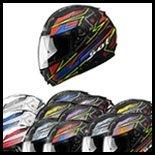 SOL Premium Motorcycle Helmet SM-2 HyperSpace