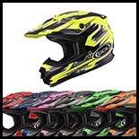SOL Premium Motorcycle Helmet SX-1 Tone