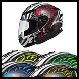 SOL Premium Motorcycle Helmet SF-1 Cobra