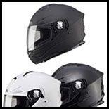 SOL Premium Motorcycle Helmet SF-5 Solid