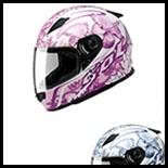SOL Premium Motorcycle Helmet SF-2 Ukelele
