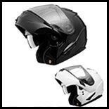 SOL Premium Motorcycle Helmet SM-2 Solid