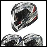 SOL Premium Motorcycle Helmet SM-1 SkyWalker
