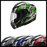SOL Premium Motorcycle Helmet SM-1 Sword