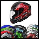 SOL Premium Motorcycle Helmet SF-1 Acme
