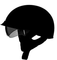 SOL Premium Motorcycle Helmet SH-1