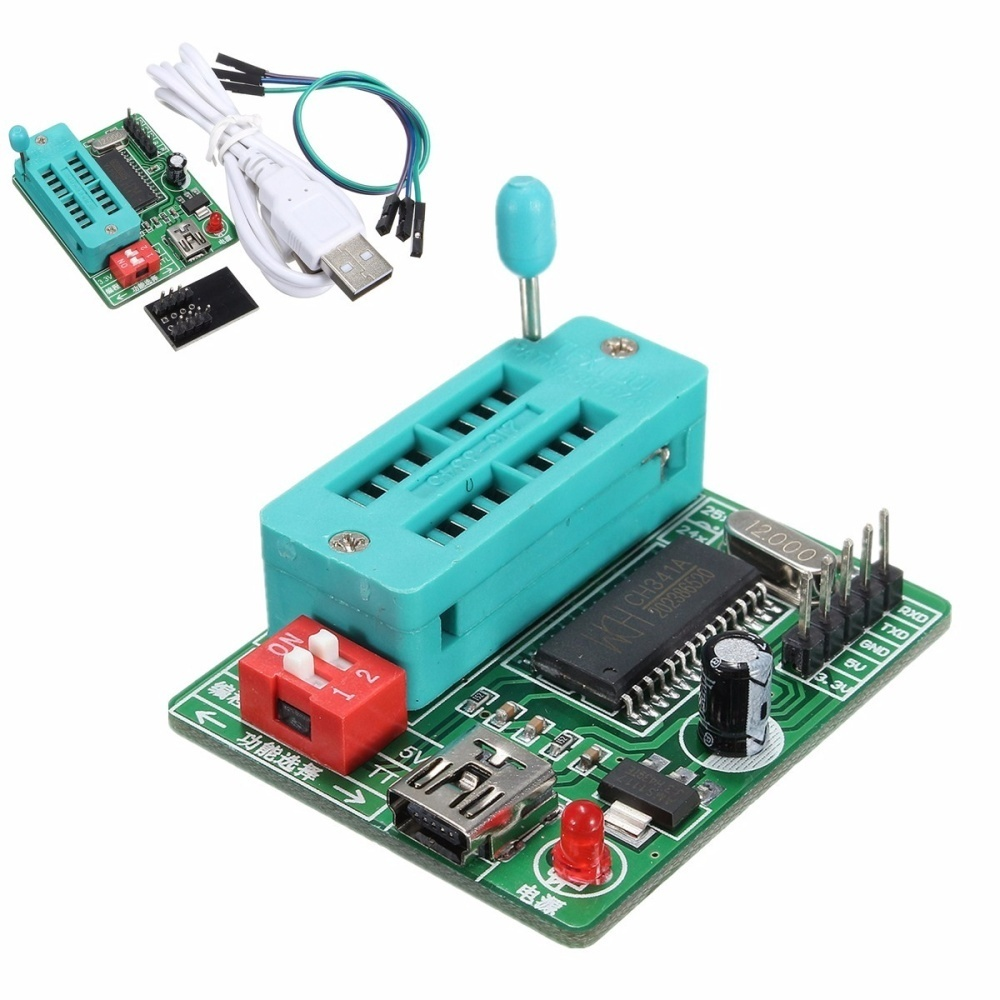 Ch341a 24 25 Series Eeprom Ttl Router Flash Bios Usb Universal Pic Programmer Circuit Short Or Installed Wrongly The Fuse Will Be Used To Protected Chip Unless Error Has Been Corrected