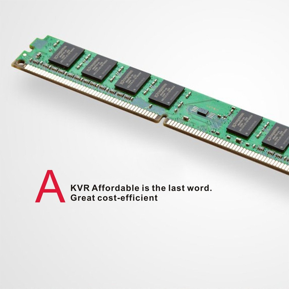 Genuine Original Kingston Kvr Desktop Ram 1600mhz 4g Non Ecc Ddr3 Memori Laptop 2gb Pc3 10600 Professional And Reliable Memory For Your Computer Make Device Perform Better