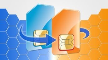 Two SIM-cards for 2 groups of contacts