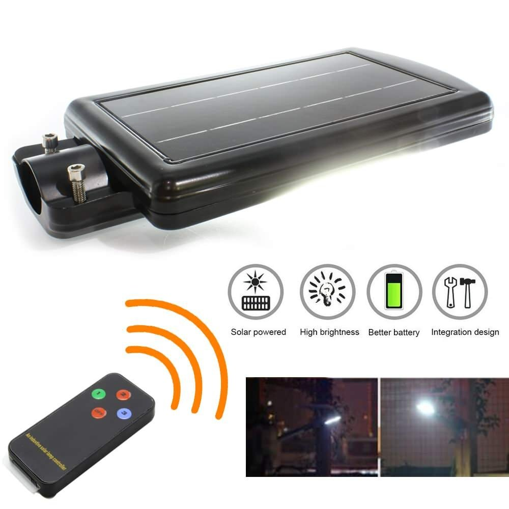 Solar Lights Lazada: SENTUOR ST-1930 30W RC Solar Outdoor Waterproof Street
