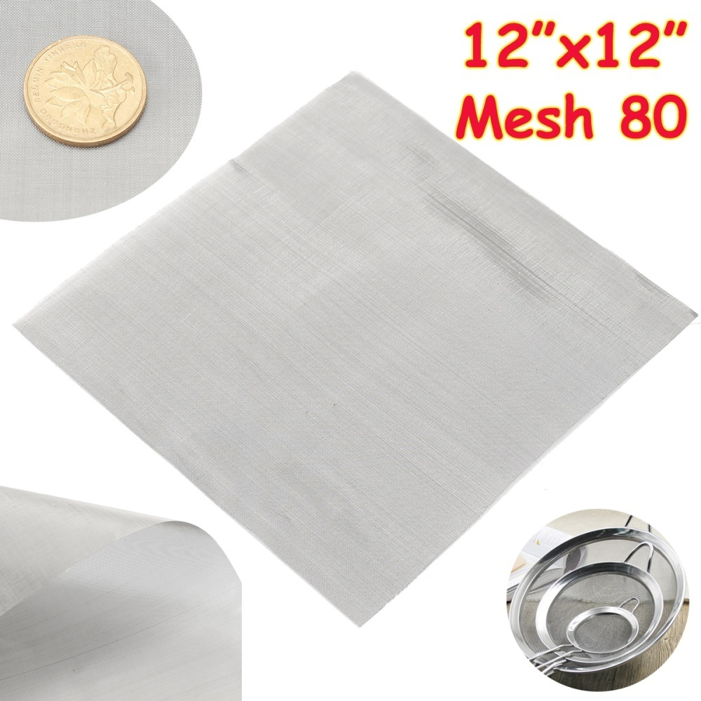 Philippines   Stainless Steel woven wire mesh 304 Mesh #80 Wire ...