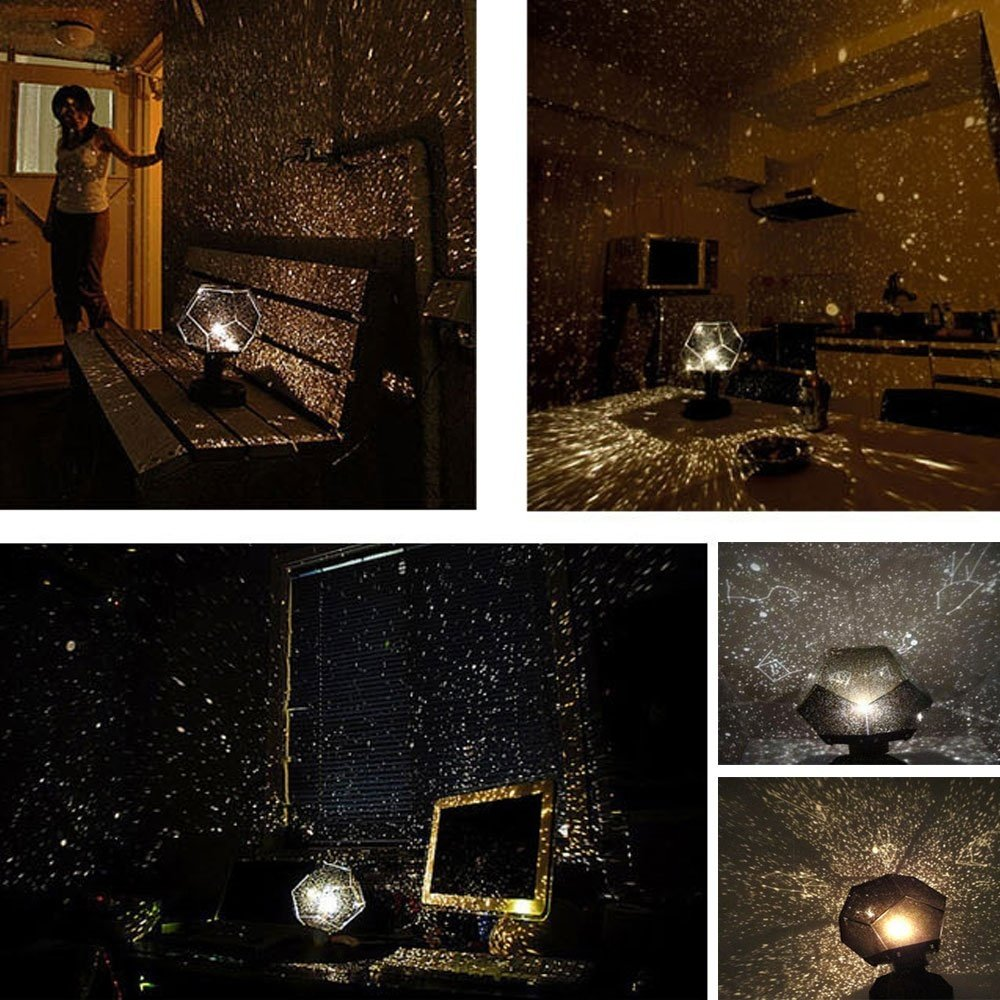 Product Details Of Romantic Planetarium Star Celestial Projector Light Sky  Lamp For Room Home Decor   Intl
